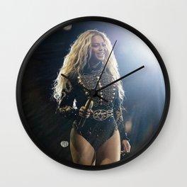 Bey #6 Wall Clock
