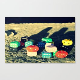 Plays [SWAG] Canvas Print