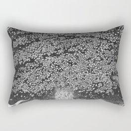 Mystic Tree Rectangular Pillow