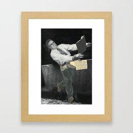 Abstinence-Only Sex Education Framed Art Print