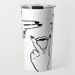 Lunatica Travel Mug