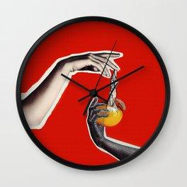 ET VERBUM CARO FACTUM EST Wall Clock