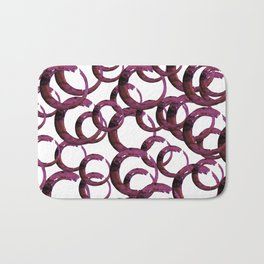 Enso Of Zen 20G by Kathy Morton Stanion Bath Mat