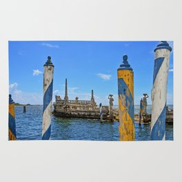 Vizcaya Barge Adventures Rug