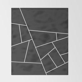 Modern Geometric 56 Throw Blanket