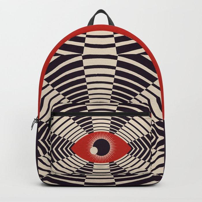The All Gawking Eye Backpack