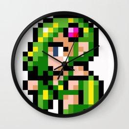 Final Fantasy II - Rydia Wall Clock