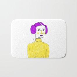 Leia Bath Mat