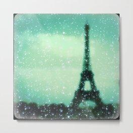 Paris... Je t'aime Metal Print