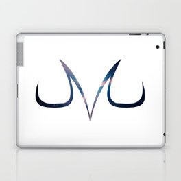 Dragon Ball - Majin Blue Laptop & iPad Skin
