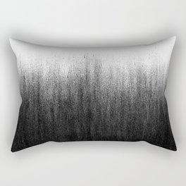 Charcoal Ombré Rectangular Pillow