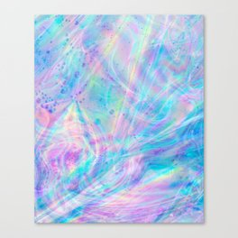 Unicorn Tears Canvas Print