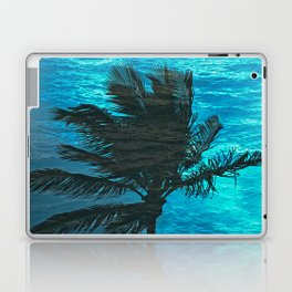 SWIMMING PALM Laptop & iPad Skin