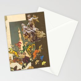 Ecstasy of the Lepidoptera (Spring) Stationery Cards