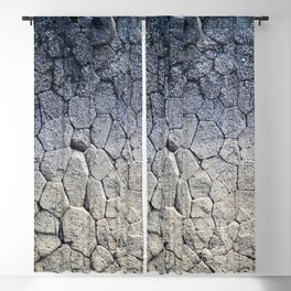 Nature's building blocks Blackout Curtain