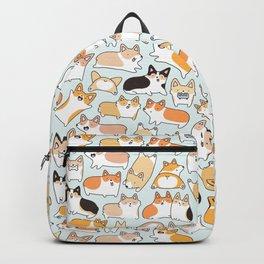 Corgilicious Corgi Doodle Backpack