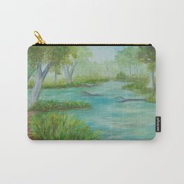 Little Manistee River MM120824a Carry-All Pouch