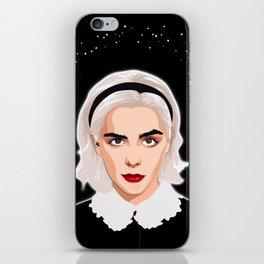 Sabrina Spellman iPhone Skin