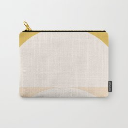 Abstract Geometric 01 Carry-All Pouch