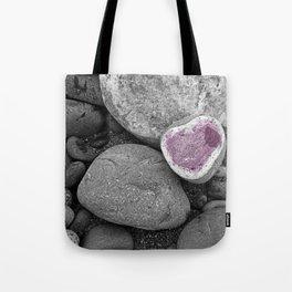 heart stone Tote Bag
