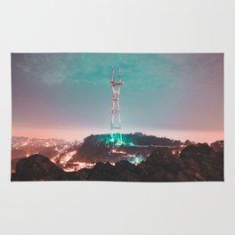 San Francisco : Sutro Tower Rug