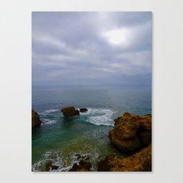 Ocean Swell 1 Canvas Print