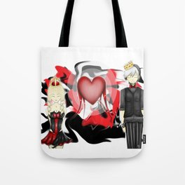 Puppets to Love Tote Bag