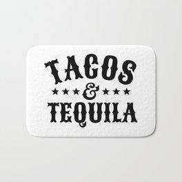 Tacos & Tequila Bath Mat