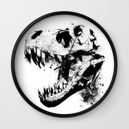 Tyrannosaurus Rex Dinosaur Wall Clock