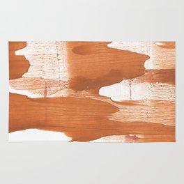 Peru hand-drawn wash drawing texture Rug