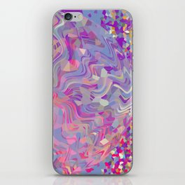 Electrified Crystal Ball iPhone Skin
