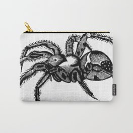 Tarantulas | Spiders | Halloween Decor | Witchy Decor | Wiccan Decor Carry-All Pouch