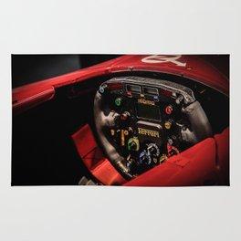 Cockpit Rug