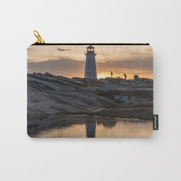 Peggys Point sunset walk Carry-All Pouch