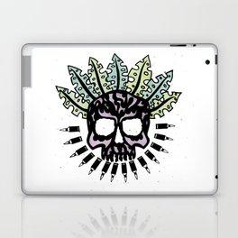 Jungle Bullet Skull Laptop & iPad Skin