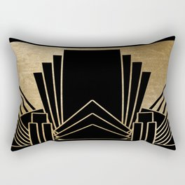 Art deco design Rectangular Pillow