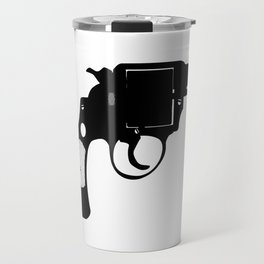 Detectives Revolver Travel Mug