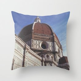 Florenzi Duomo Throw Pillow