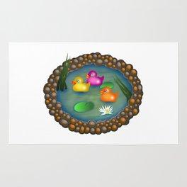 Duck Pond Rug