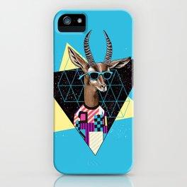 Teen Line iPhone Case