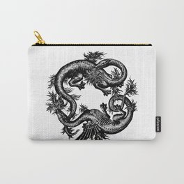 Salamander and Dragon Carry-All Pouch