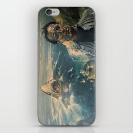 The Moment of Realization iPhone Skin