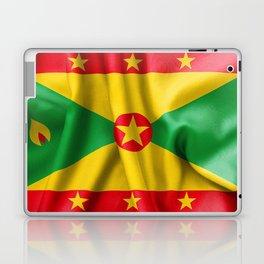 Grenada Flag Laptop & iPad Skin