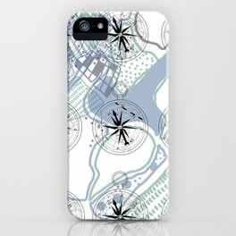 Explore and Discover iPhone Case