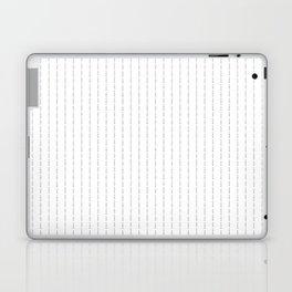 Fuck You - Pin Stripe - Conor McGregor Black Laptop & iPad Skin