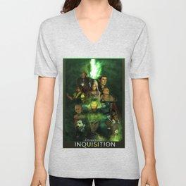 The Inquisition Unisex V-Neck