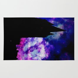 Space Tower Rug