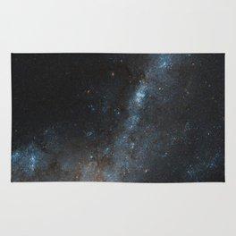 Starbursts in Virgo - The Beautiful Universe Rug
