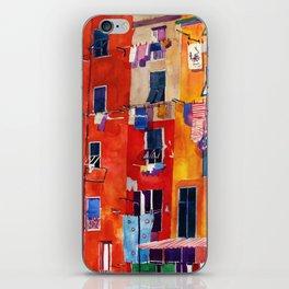 Portovenere iPhone Skin