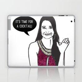 Cocktail Time Laptop & iPad Skin